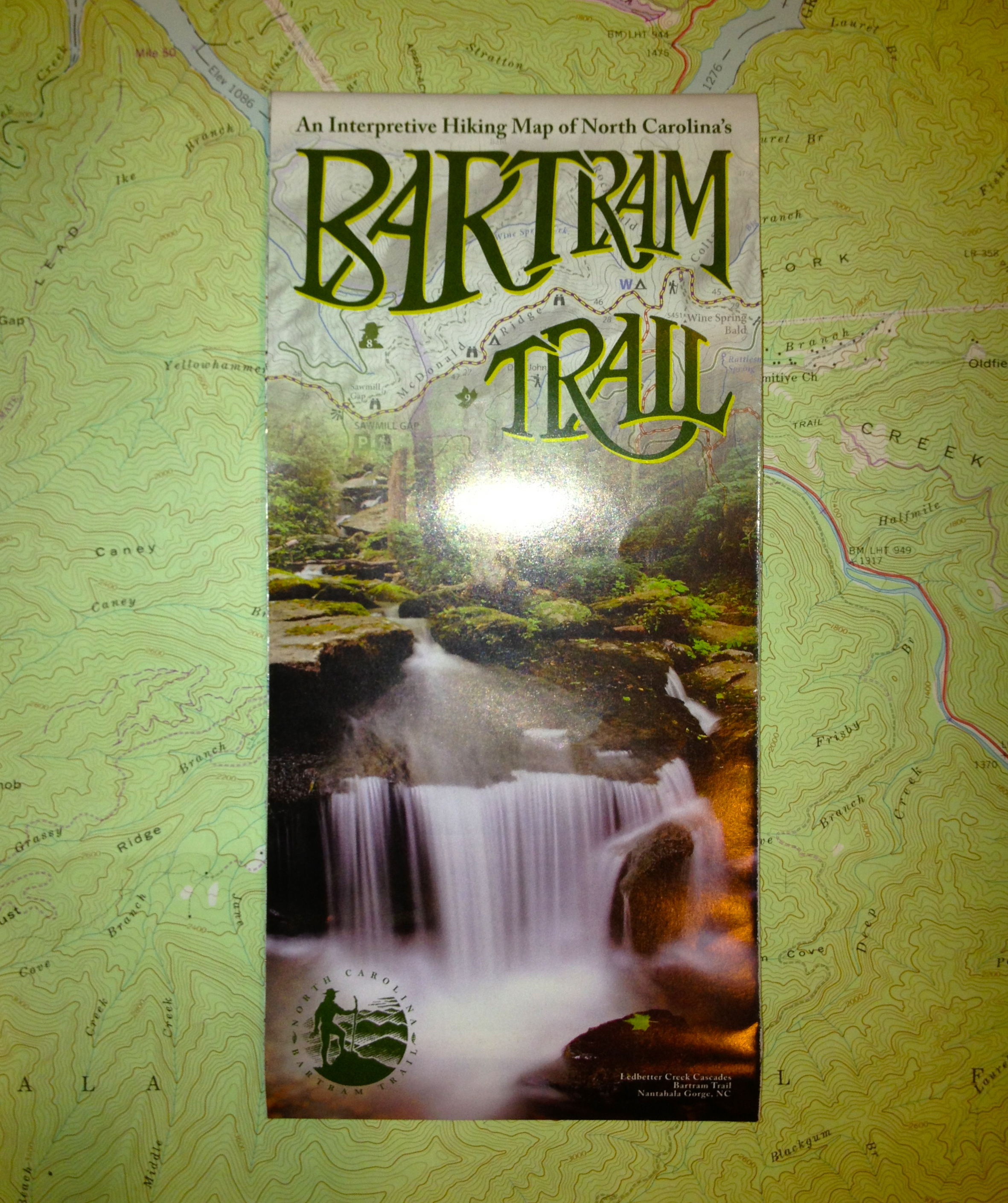 Bartram Trail Map