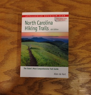 North Carolina Hiking Trails by Allen de Hart