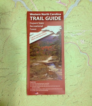 Western North Carolina Trail Guide - Dupont State Recreational Forest