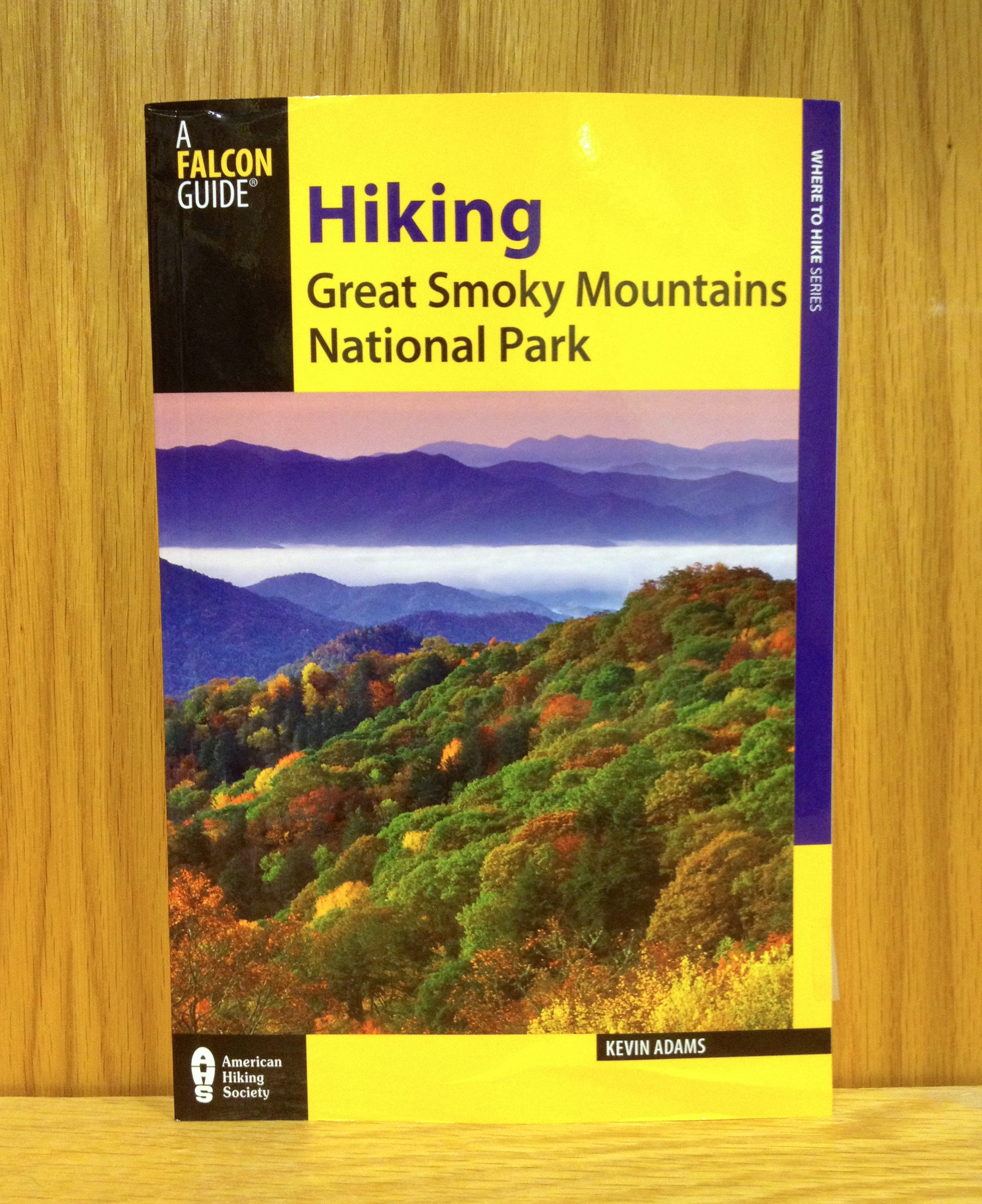 A Falcon Guide to Hiking North Carolina