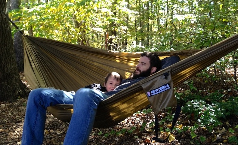 Treehugger Double Hammocks NOW BY RAVEN DESIGNS